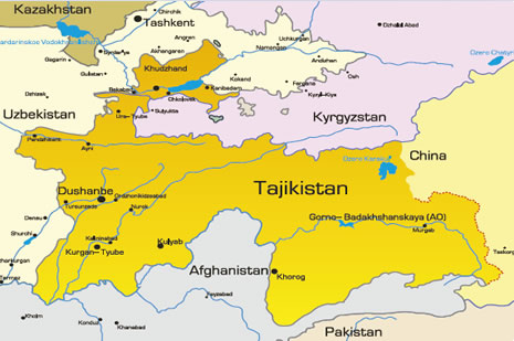 Expo Tajik Why Tajikistan